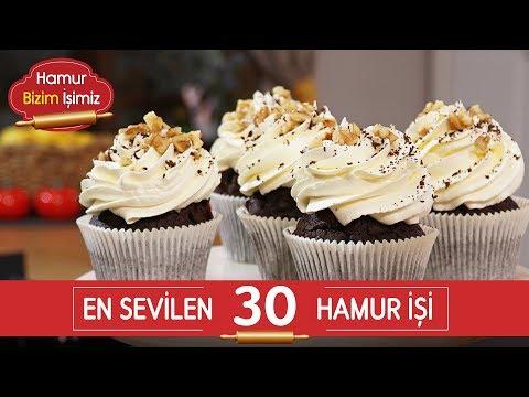 Brownie Cupcake - Çikolata Rüyası - 30 Gün 30 Tarif
