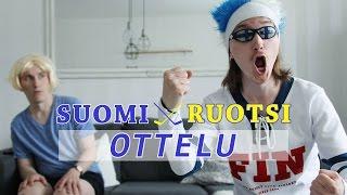 Kuinka käy kun Suomi ja Ruotsi kohtaa... kisakatsomossa!? Tykkää video jos viihdytti ~! ja TILAA KANAVA:...