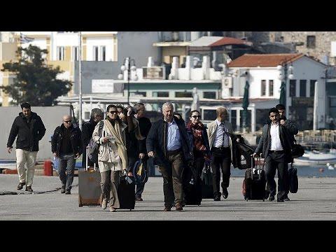 Ελλάδα: Αυξημένες οι αφίξεις προσφύγων παρά τη συμφωνία