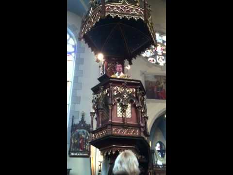 Arch Bishop Allen Vigneron