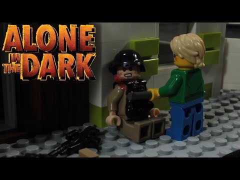 Lego Zombie Alone In The Dark Episode 6 Stop Motion Animation