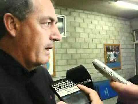 Reportaje a Gustavo Alfaro