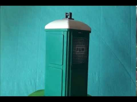 playmobil portable bathroom 7867 ( μεταφερόμενο wc)