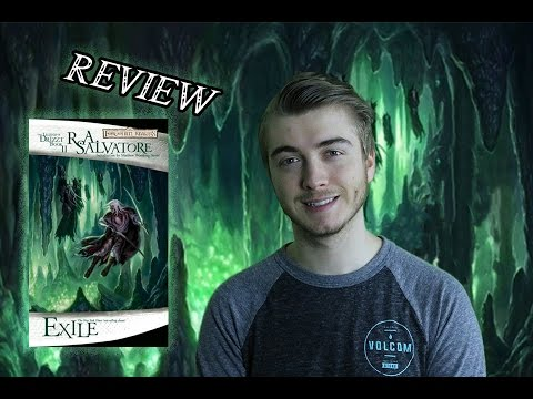 Exile by R.A. Salvatore | Review