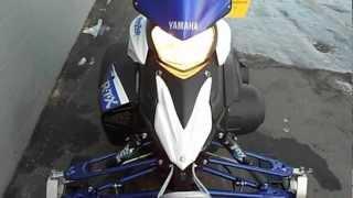 4. 2009 Yamaha Phazer RTX