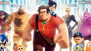 Wreck-It Ralph 2 Officially Announced! by Clevver Movies
