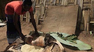 Konso Und Dorze In Äthiopien