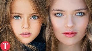 Video 10 Most Beautiful Kids In The World ALL GROWN UP MP3, 3GP, MP4, WEBM, AVI, FLV April 2018