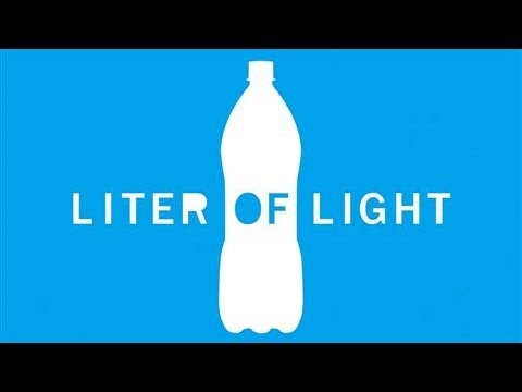 Solar-Powered Light Bulbs Illuminate Tacloban