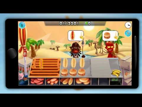 Video of Super Chief Cook -Cooking game