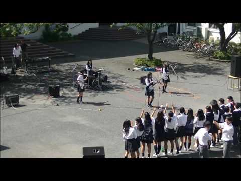 中庭ライブ「ないものねだり」関東学院六浦中学校・高等学校 軽音楽部