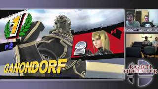 Wii U Ganondorf – Epic Win During Tournament