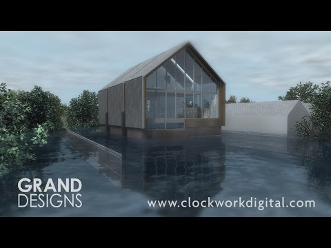, title : 'Grand Designs - Floating House'