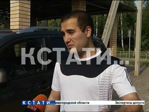 Не уступивших дорогу пенсионеров на жигулях в Нижегородской области избили битой и арматурой