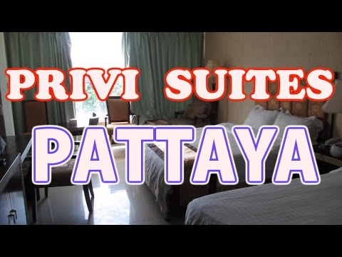 Privi Suites Pattaya Hotel Review – Oscar In Asia