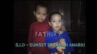 SUPERMAN IS DEAD - SUNSET DITANAH ANARKI (karaoke)