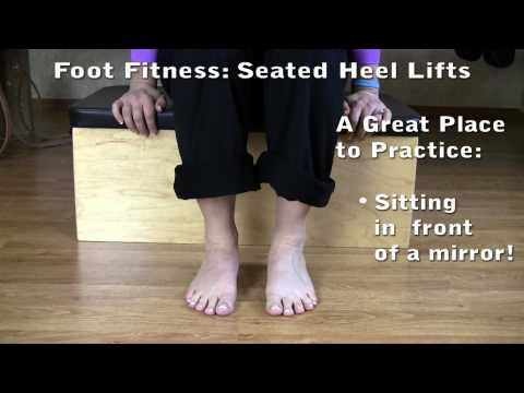 Foot Fitness Tips for Alignment of Your Feet, Ankles, and ...