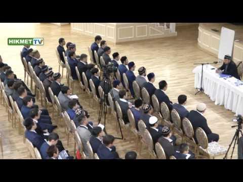 Центральная мечеть открывает курсы для глухонемых добро пожаловать в ислам в центральной мечети города алматы