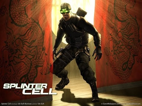Splinter Cell GameCube