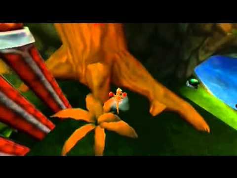 Kao Challengers Gameplay PSP