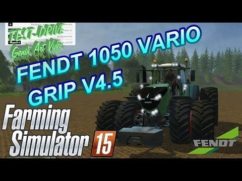 FENDT 1050 VARIO GRIP V4.5 BY STEPH 33