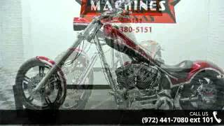 6. 2006 American IronHorse Texas Chopper 10th Anniversary Sp...