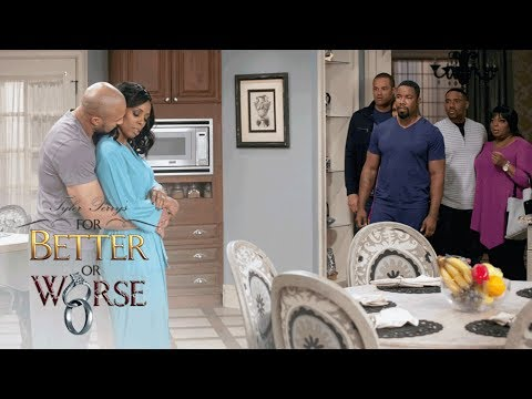 The Truth Comes Out | Tyler Perry's For Better or Worse | Oprah Winfrey Network