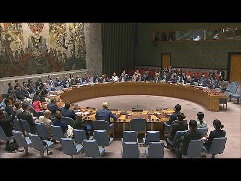 Ομόφωνα στο ΣΑ του ΟΗΕ οι νέες κυρώσεις κατά της Β. Κορέας