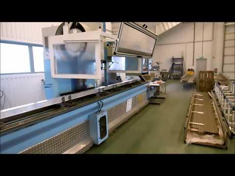 Centro de mecanizado vertical CNC Fischer FISCHER 2000