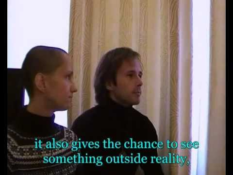 IRRADIA Couple from Russia - Alien Origin?