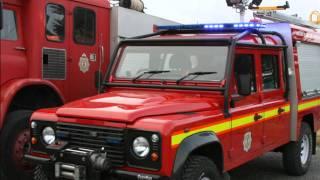 Falkland Islands Fire & Rescue Service