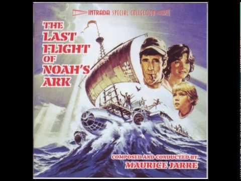 Maurice Jarre- The Last Flight of Noah's Ark- Don't Die Brutus