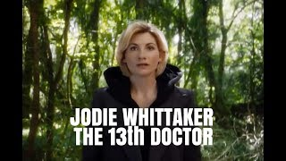 This video is about the announcement that the British Broadcasting Company made where they appointed Jodie Whittaker as the ...