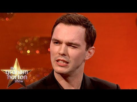 Young Nicholas Hoult Caused A Huge Casualty   The Graham Norton Show