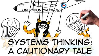 Systems thinking: a cautionary tale (cats in Borneo)