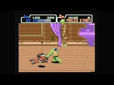 teenage mutant ninja turtles the hyperstone heist sega genesis cheats