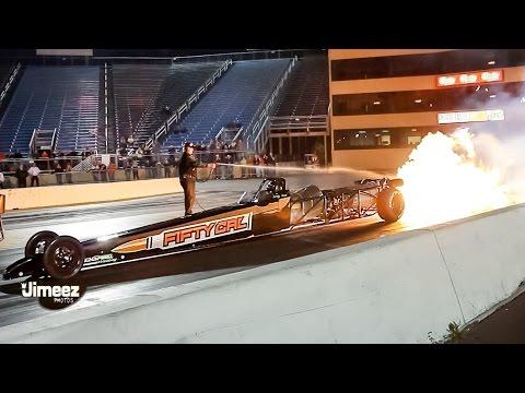 jet dragster più veloce della storia!! 490 km/h in 5.23 secondi!