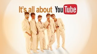 Video The YouTube Boy Band - it's all about you(tube) MP3, 3GP, MP4, WEBM, AVI, FLV Juli 2018