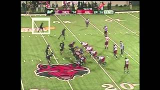 Dwayne Frampton vs Troy 2011 vs  (2011)