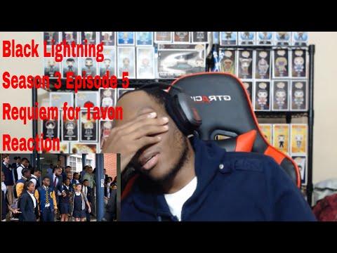 Black Lightning Season 3 Episode 5 Requiem for Tavon Reaction