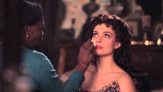 Go behind the scenes of the brand new Phantom of the Opera on Broadway commercial.