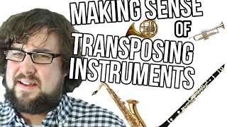 Download Lagu How To Transpose Instruments FAST - TWO MINUTE MUSIC THEORY #23 Mp3