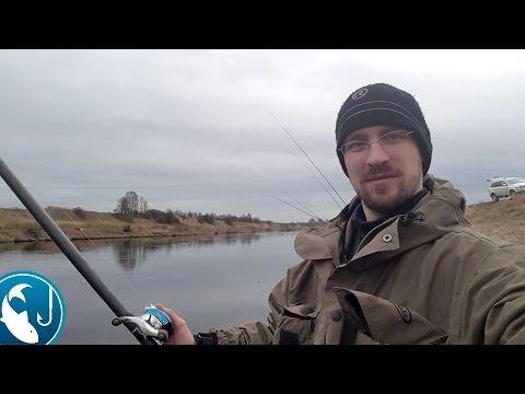 рыбалка на реке победное