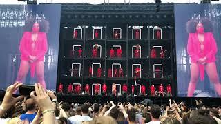 BEYONCÉ & JAY-Z | Diva / Clique [Live at Glasgow OTR II World Tour 2018]