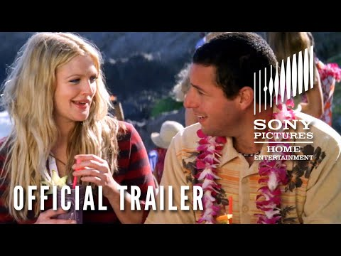 Official Trailer: 50 First Dates (2004)