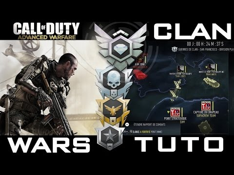 comment participer guerre de clan ghost