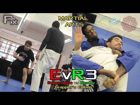 Martial Arts – Expectation vs Reality 3: Grappler's Edition (MaEvR3)