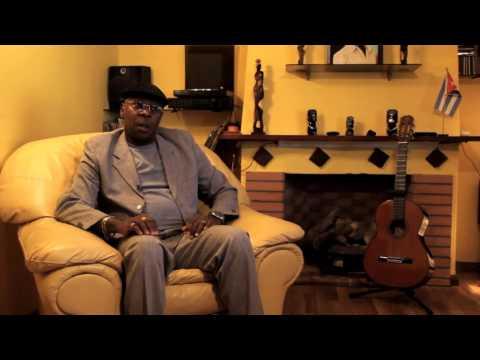 Ibrahim Ferrer Jr. – INTIMO – Interview