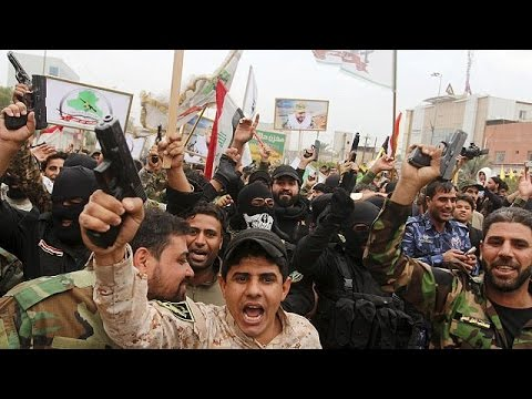 Ιράκ: Διαδήλωση κατά των τουρκικών στρατευμάτων