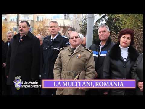 Emisiunea Valenii de Munte la Timpul Prezent – 4 decembrie 2015 – partea 1